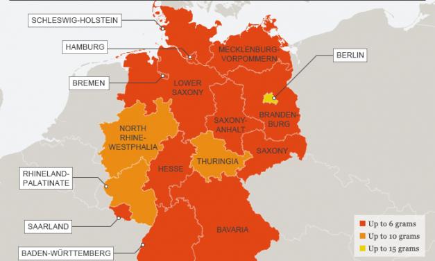 A kábítószerügyi-tanácsadó figyelmeztet a berlini kannabisz turizmusra